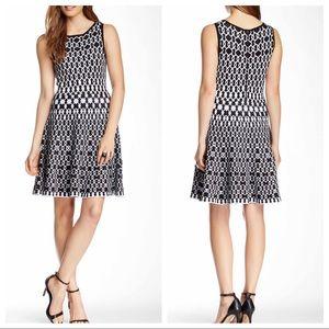 Alice + Olivia Jasiey Sleeveless Dress